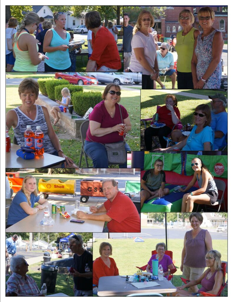 Parish Picnic Collage 2018 c